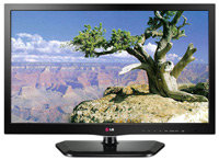 26   Black 720p LED HDTV - 26LN4500
