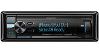 Single DIN In-Dash Car Stereo Receiver - KDC-655U