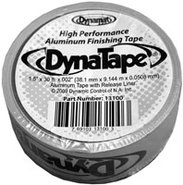 DynaTape Aluminum Tape With Release Liner - 13100