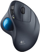 M570 Black Wireless Trackball Mouse - 910-001799