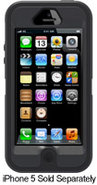 Defender Series Black iPhone 5 Case - 77-21908