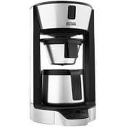 Bunn Phase Brew 8 Cup Black Coffee Brewer - HT