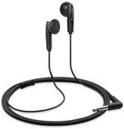 Black Wired Headphones - MX 270