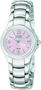 Eco-Drive Silhouette Sport Ladies Watch - EW1170-5