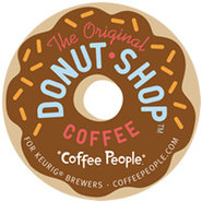 18 Count Coffee People The Original Donut Shop Ext