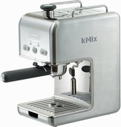 Stainless Steel kMix Pump Espresso Machine - DES02