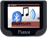 Bluetooth Hands-Free Car Kit For iPod And iPhone -