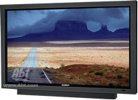 65   Black Signature Series AllWeather Outdoor LCD
