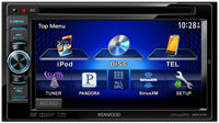 Double DIN In-Dash DVD Receiver - DDX470