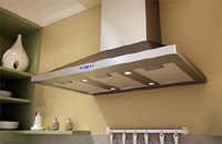36   Venezia Stainless Steel Wall Hood - ZVEE36BS