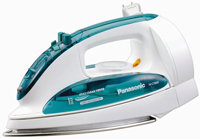 Steam Iron With Curved Soleplate - NI-C78SR