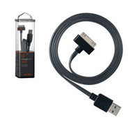 Charge/Sync USB A To Apple 30 Pin Connector Cable 