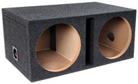 B Box Series 10   Dual Subwoofer Dual Vented Enclo