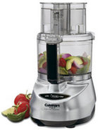 Prep 9 9-Cup Brushed Chrome Food Processor - DLC20