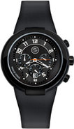Active Large Chronograph Black Mens Watch - 32-AB-