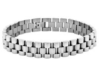 Mens Bracelet in Stainless Steel