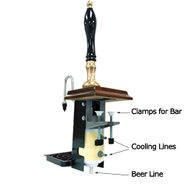 Cask Ale Beer Engine