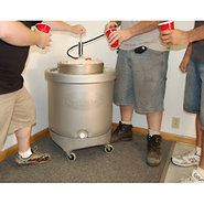 Igloo Party Barrel Cooler - 109 Qt