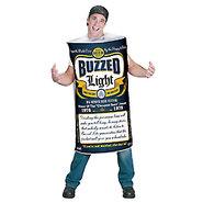 Beer Can Buzzed Light Men?s Costume