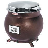 7-quart Kettle Shaped Soup Rethermalizer Warmer -