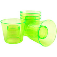 Power Bomb Shot Cups - Sleeve of 20 - Clear Plasti