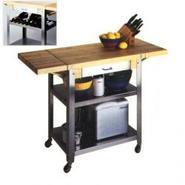 John Boos Cucina Elegante 50  x 20  Kitchen Work S