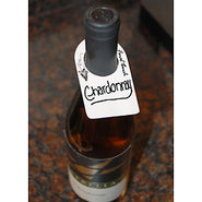 Wine Bottle ID Tags ? Pack of 48