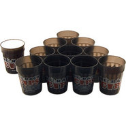 Reusable Beer Pong Cup Set
