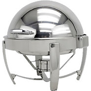 Commercial Stainless Steel Chafing Dish - Round