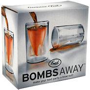 Bombs Away Shot Glasses ? Set of 2
