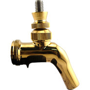 Perlick Perl Stainless Steel Beer Faucet - Tarnish