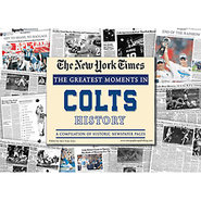 Indianapolis Colts History New York Times Newspape