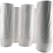 Foam Ice Cream Dish Containers - 12 oz