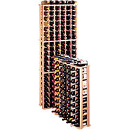 Traditional Redwood Standard Wine Rack