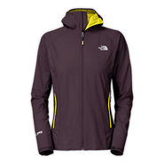 WOMENS ALPINE PROJECT HYBRID HOODIE RR3 L