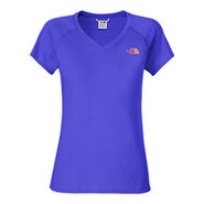 WOMENS SHORT-SLEEVE REAXION V-NECK 4P4 XXL