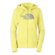 WOMENS HALF DOME FULL ZIP HOODIE A6L S
