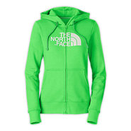 WOMENS HALF DOME FULL ZIP HOODIE JG9 M