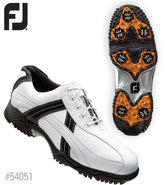 Footjoy Men&#39;s Contour Series Golf Shoes Closeout O