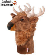 Daphne&#39;s Wildlife Elk Headcover