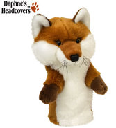 Daphne&#39;s Wildlife Fox Headcover