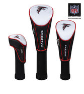 Mcarthur Sports Nfl 3-Pack Atlanta Falcons Headcov