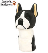 Daphne&#39;s Dogs Boston Terrier Headcover