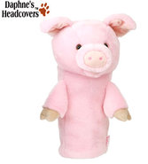Daphne&#39;s Pig Headcover