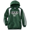 Green NFL Synthetic Hoodie - Jets - XL