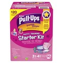 HUGGIES Pull-Ups Girls Training Pants Potty Traini