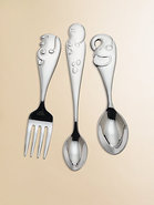 Jungle Parade 3-Pc. Baby Flatware Set