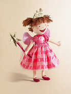 Pinkalicious Cloth Doll