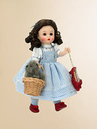 Dorothy From The Wizard Of Oz Collectible Doll