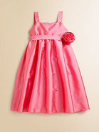 Toddler's & Little Girl's Satin Dress